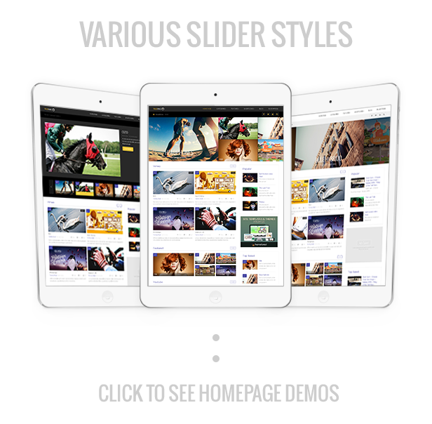 True Mag - WordPress Theme for Video and Magazine - 11
